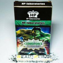 Clomo Force (HP)