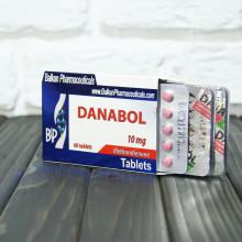 Данабол Туринабол курс