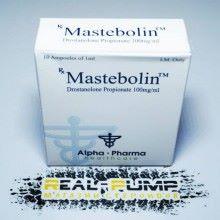 Mastebolin (Alpha)
