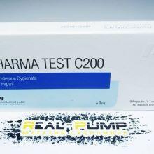 Test C (PharmaCom)